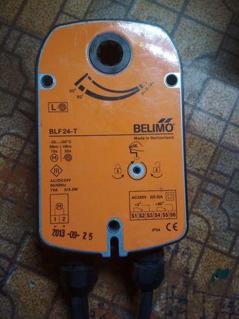 Привод противопожарного клапана Belimo BLF 24 t