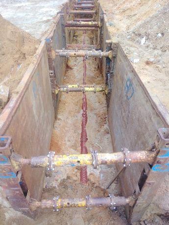 Przyłącza wodociągowe i kanalizacyjne projekt i wykonanie wod-kan