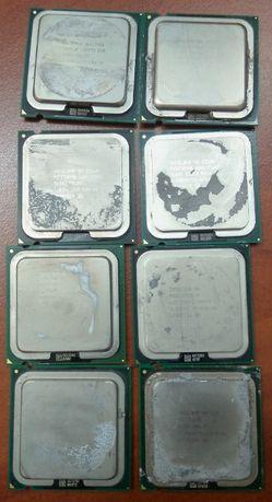 Продам процессор CPU Intel Core 2 DUO E6750 E5300 E2160 E2160