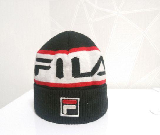 шапка мужская Fila