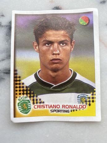 Cristiano ronaldo rookie card 2002/2003 perfect state