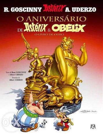 """O aniversário de astérix e obélix"""""""
