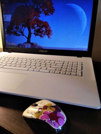 Ноутбук  ASUS   в хорошим состоянии.