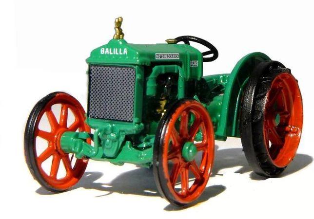 1/43 Трактор MOTOMECCANICA BALILLA-1931.Hachette.
