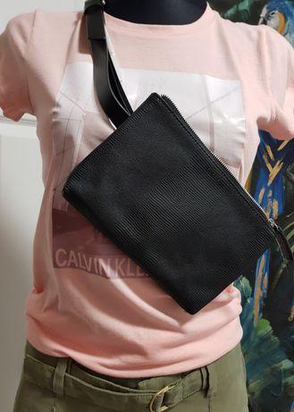 Calvin Klein NOWA oryginalna saszetka nerka torebka damkska CK prezent