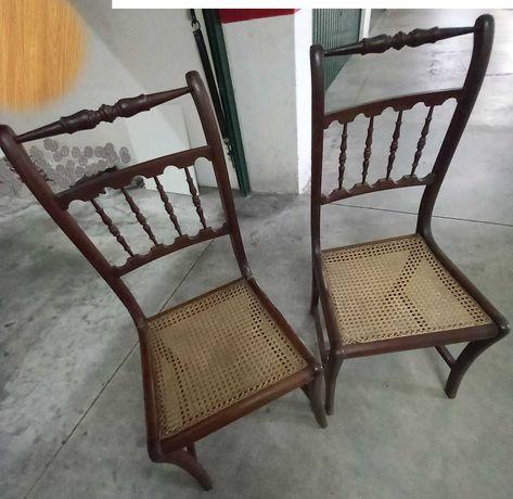 Cadeira de palhinha