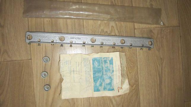 Планка для регулировки клапанов  ВАЗ 01,02,03,11,05,06,07 времён СССР