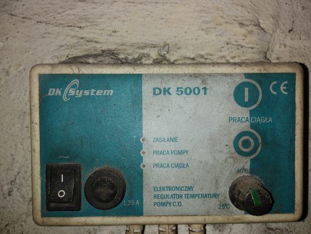 Sterownik do pompy c. o. DK System-5001