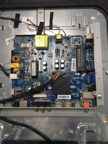 Плата телевизора Elenberg 40DF5130, CV338H-T42