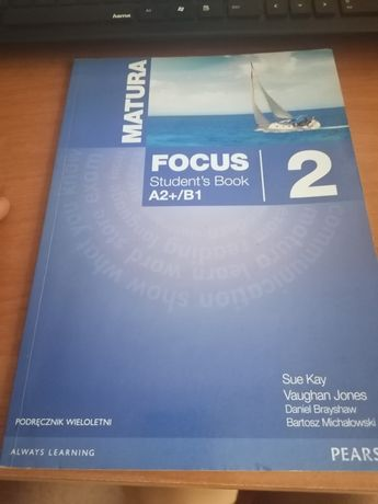Matura Focus 2 Student's Book