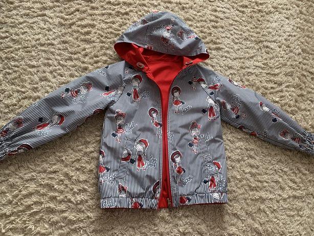 Продам  курткy mayoral 116 p