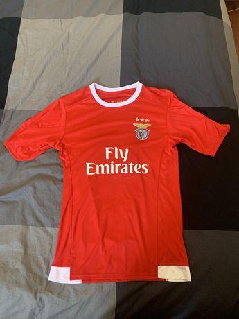 T-Shirt Benfica tamanho S - Réplica Oficial 2015/16