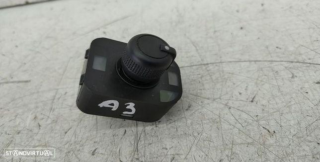 Interruptor Regulação Audi A3 (8V1, 8Vk)