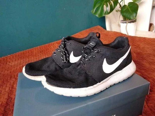 Nike Roshe Run czarne