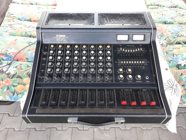Powermixer Vintage Yamaha EM200