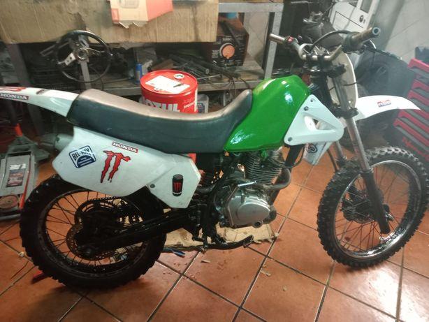 Moto 200cc 4tempos