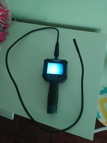 Câmera endoscópica profissional Parkside PKI 2.8