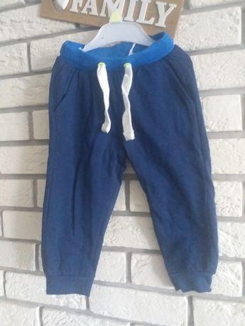 Spodnie dresowe dla chłopca 5.10.15
