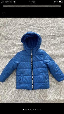 Осенняя теплая курточка Cool Club