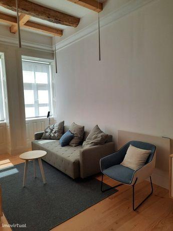 Apartamento T0 - mobilado - Centro Histórico de Braga