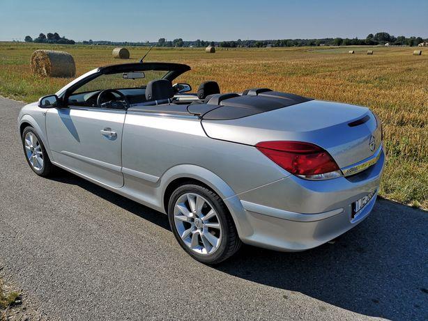 Astra H cabrio TwinTop 1.6  nowe opony rozrząd bezwyp PL idealna
