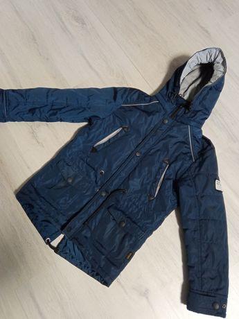 Куртка - Парка на мальчика весна-осень