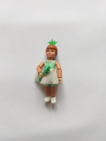 Кукла из Lego для девочек принцесса