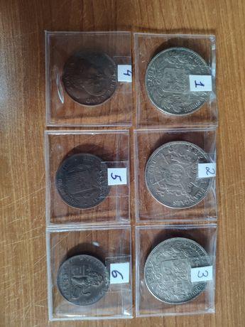 Numismática - Moedas antigas