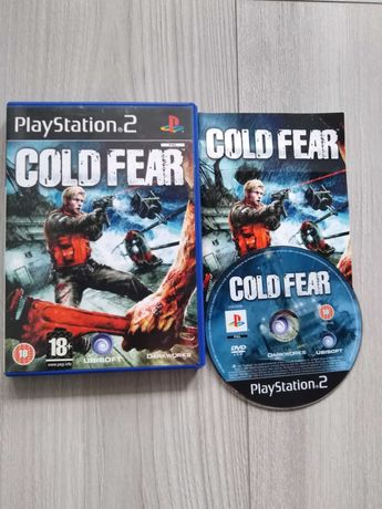 Gra Play Station 2 Cold Fear