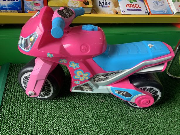 Molto jezdzik dla dziewczynki