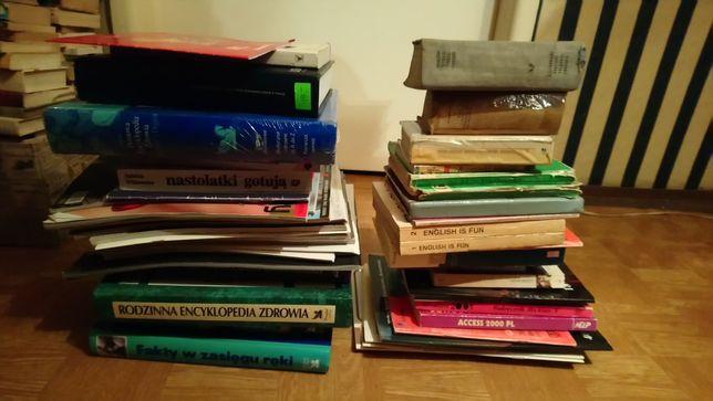 Oddam książki, wszystkie razem