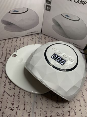 Лампа для маникюра и педикюра F5, мощность 72Вт
