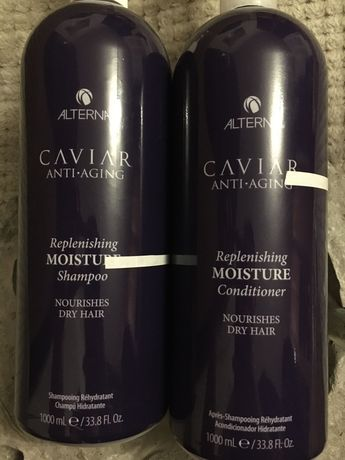 Alterna Caviar Anti-Aging szampon + odżywka