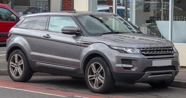 Запчасти Land Rover Range Rover Evoque 11-18 капот, крила, двері, фари