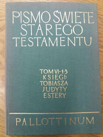 Księgi Tobiasza, Judyty, Estery. Komentarze KUL