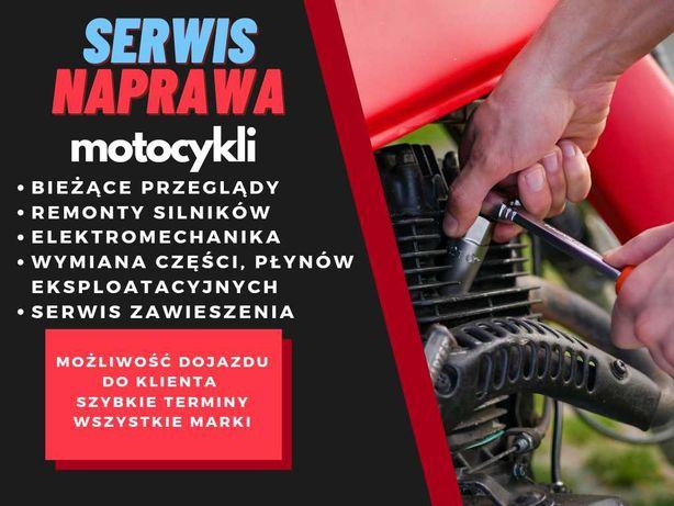 Serwis Naprawa Motocykli Skuterów