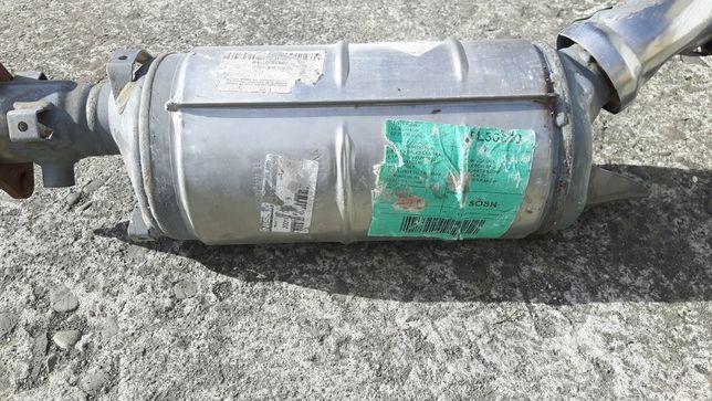 Filtr cząstek stałych DPF