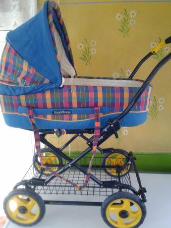 Детская коляска-люлька Peg-Perego