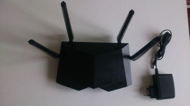 Продам двухдиапазонный маршрутизатор TENDA AC6