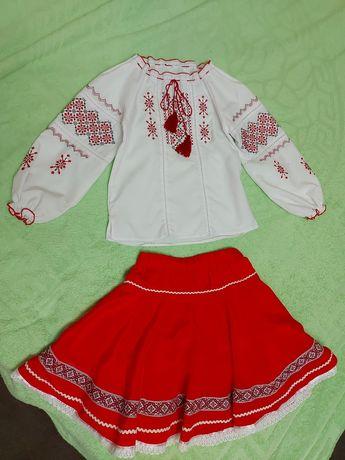Вышиванка костюм 7-8 лет