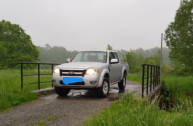 Skrzynia 5 biegów Ford Ranger 2010r 2.5 TDCI