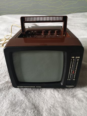 Telewizor Elektronika 409