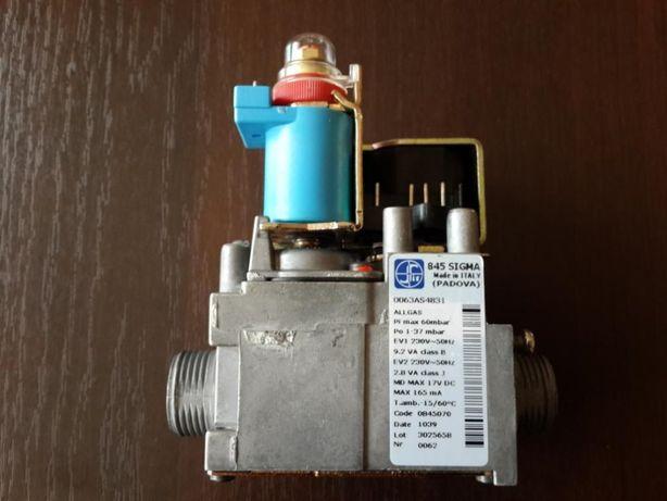 Газовый клапан 845 Sigma. Для котла Herman, Immergas, Beretta и др.