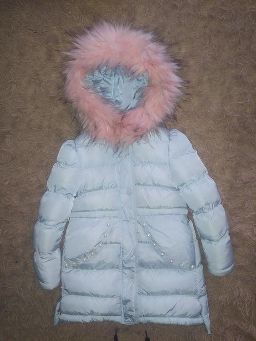Пуховик,куртка,курточка на девочку 104 см,next,zara Кривой Рог - изображение 1