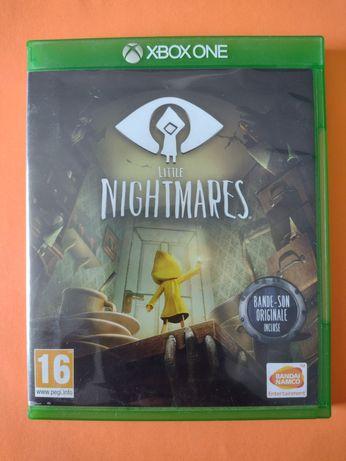 Little Nightmares Polska wersja Xbox One