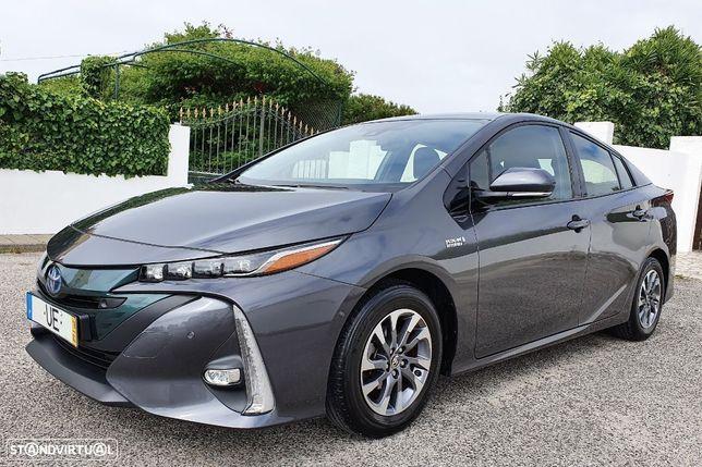 Toyota Prius 1.8 Luxury Pele+Pack Techno
