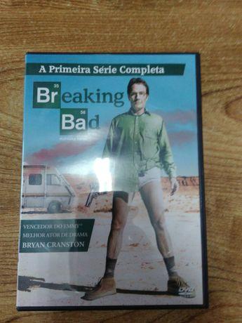 Dvd breaking bad primeira série