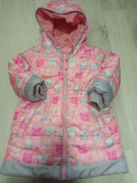 Куртка совушки осень, зима86
