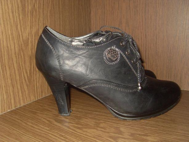 черевики жіночі р. 41 чорні