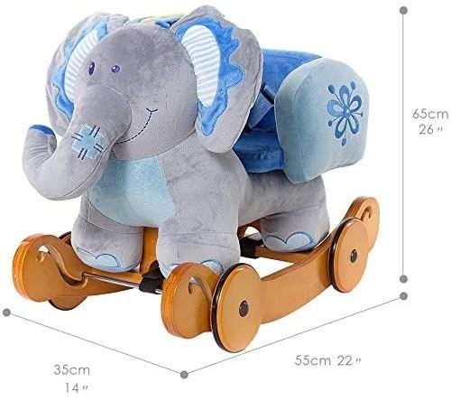 Słoń słonik na biegunach
